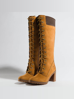 Timberland Women Boots Allington 14 Inch beige