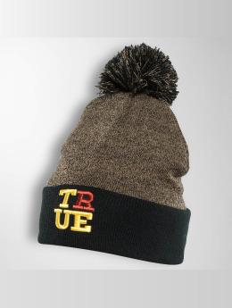 TrueSpin Bonnet hiver 4 Letters noir