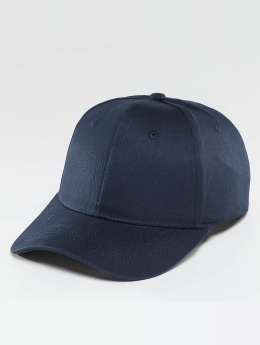 TrueSpin Casquette Snapback & Strapback Blank bleu