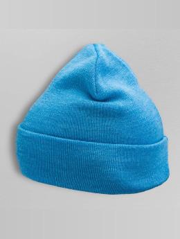 TrueSpin Czapki Plain Cuffed niebieski