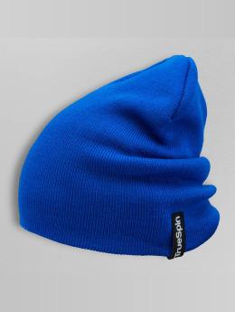 TrueSpin Czapki Basic Style niebieski