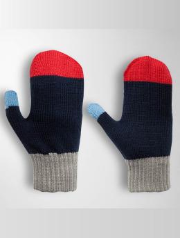 TrueSpin Handschuhe Mittens blau
