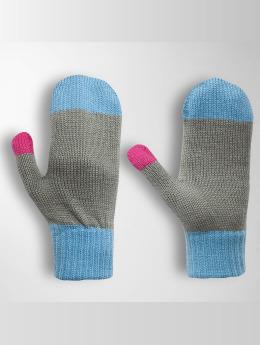 TrueSpin Handschuhe Mittens grau