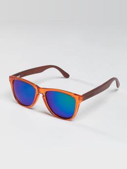 TrueSpin Okuliare Nu Bamboo oranžová