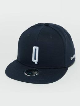 TrueSpin Snapback Cap Kids ABC Q blau