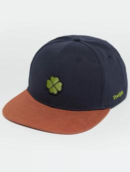 TrueSpin snapback cap Shamy 2018 blauw