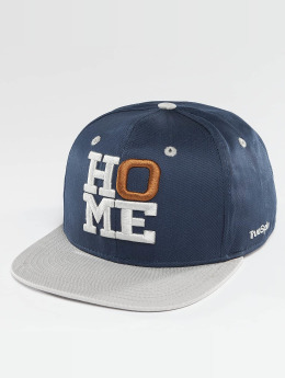 TrueSpin Snapback Cap 4 Letters Home blue