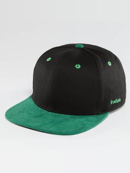 TrueSpin Snapback Cap 2 Tone nero