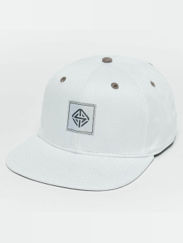 TrueSpin Snapback Cap Next Level weiß