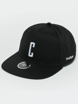 TrueSpin snapback cap ABC C zwart
