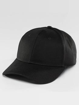 TrueSpin Snapback Caps Unstructured Dad čern
