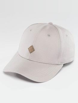 TrueSpin Snapback Caps Truely Small šedá