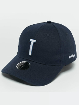 TrueSpin ABC T Strapback Cap Navy/White