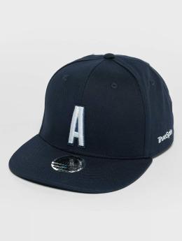 TrueSpin Snapback Caps Kids ABC A blå