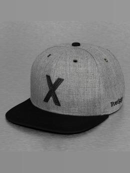 TrueSpin Snapback Caps ABC-X Wool harmaa