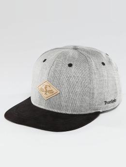 TrueSpin Snapback Caps Laurel harmaa