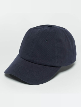 TrueSpin Snapback Caps Tuned Round Visor Plains modrý