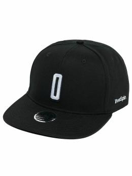 TrueSpin Snapback Caps ABC O musta