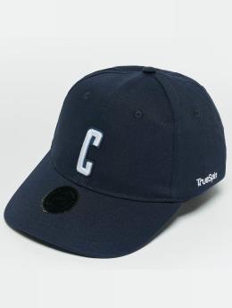 TrueSpin ABC C Strapback Cap Navy/White