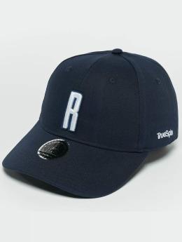 TrueSpin ABC R Strapback Cap Navy/White