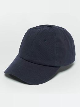 TrueSpin Snapback Caps Tuned Round Visor Plains sininen