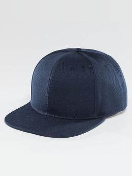 TrueSpin Snapbackkeps Blank blå