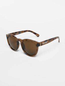 TrueSpin Männer,Frauen Sonnenbrille Desert in braun