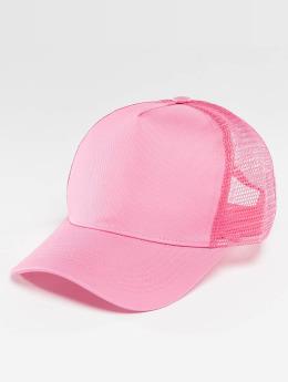TrueSpin Trucker Caps Blank růžový