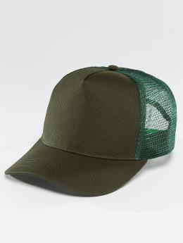 TrueSpin Trucker Caps Blank zielony