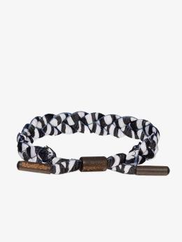 Tubelaces armband TubeBlet  wit