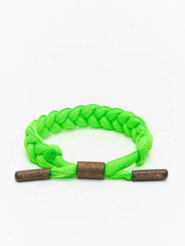 Tubelaces Bracciale TubeBlet verde