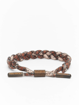 Tubelaces Bracelet TubeBlet brun