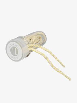 Tubelaces Cordón deloszapatos Rope Multi blanco