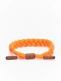 Tubelaces Náramky TubeBlet  oranžová
