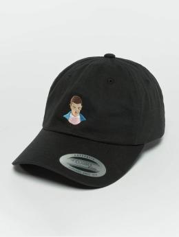 TurnUP Snapback Cap Nose Bleed schwarz