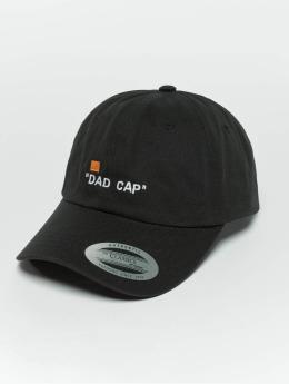 TurnUP / snapback cap Dad in zwart