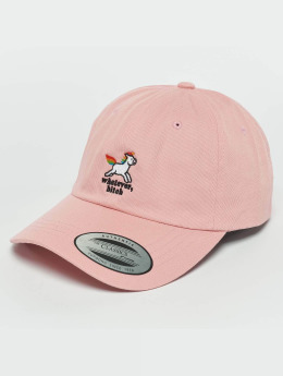 TurnUP Snapback Caps Whatever pink