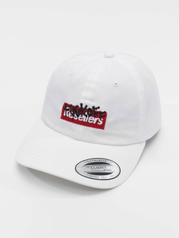 TurnUP Snapback Caps Reseller valkoinen