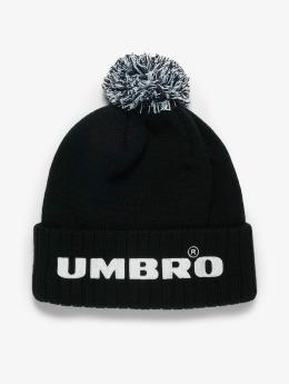 Umbro Wintermütze Total schwarz