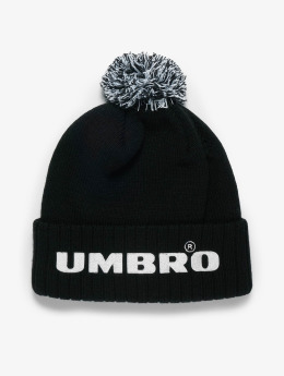 Umbro Wintermütze Total zwart