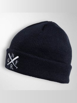 UNFAIR ATHLETICS Beanie UNFR blau