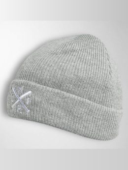 UNFAIR ATHLETICS Beanie Berlin grau