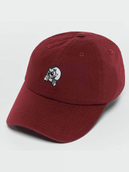 UNFAIR ATHLETICS Casquette Snapback & Strapback Punchingball rouge