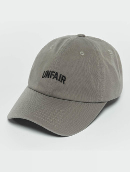 UNFAIR ATHLETICS Snapback Cap UNFAIR grau