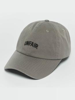 UNFAIR ATHLETICS Snapback Cap UNFAIR gray