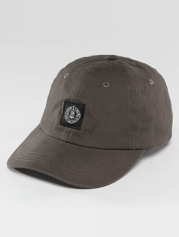 UNFAIR ATHLETICS DMWU 6 Panel Snapback Cap Olive
