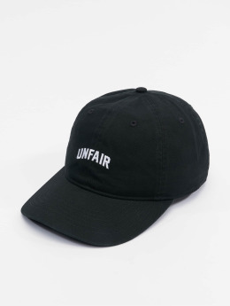 UNFAIR ATHLETICS Snapback Caps UNFAIR musta