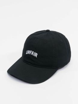 UNFAIR ATHLETICS Snapback Caps UNFAIR svart