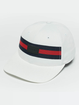 Unkut Snapback Cap Pisa weiß