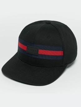 Unkut snapback cap Pisa zwart